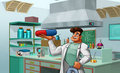 Laboratory and medic Stock Photos