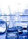 Laboratory requirements Royalty Free Stock Image