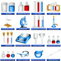 Laboratory tools Stock Photography