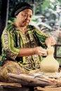 The Labu Sayong of Perak Royalty Free Stock Images