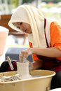 Labu Sayong of Perak Royalty Free Stock Image