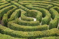 Labyrinth Stockbild