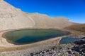 Lac des Garrets Stock Image