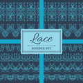 Lace Abstract Border Set