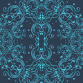 Lace abstract pattern Royalty Free Stock Photo