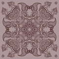 Lace background. Mandala. Stock Images