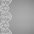 lace and floral ornaments Royalty Free Stock Photo