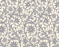Lace. Floral Seamless Pattern. Royalty Free Stock Photo