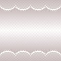 Lace pattern background Stock Photos
