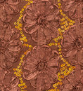 Lacework background texture or detail for Stock Photo