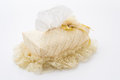 Lacework box of tissues Royalty Free Stock Photo