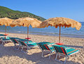 Lacona Beach,Elba Island,Tuscany,Italy Royalty Free Stock Photo