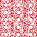 Lacy abstract seamless pattern  background Stock Images