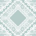 Lacy vintage background vector illustration Stock Photography