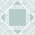 Lacy vintage background vector illustration Royalty Free Stock Image