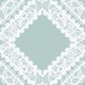 Lacy vintage background vector illustration Royalty Free Stock Images