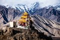 Ladakh in indian himalayas himachal pradesh india Royalty Free Stock Image