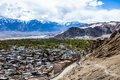 Ladakh in indian himalayas himachal pradesh india Royalty Free Stock Photos