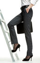 Ladder of success Royalty Free Stock Photo