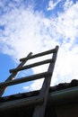 Ladder to heaven Royalty Free Stock Photo