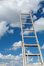 Ladder to the sky Royalty Free Stock Photo