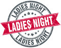 Ladies night stamp