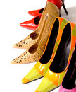 Ladies Shoes Royalty Free Stock Photo