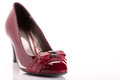 Ladis shoe Royalty Free Stock Photography