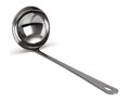 Ladle on a white background Royalty Free Stock Photography