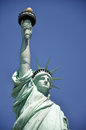 Lady Liberty Stock Image
