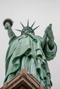 Lady Liberty. Royalty Free Stock Photo