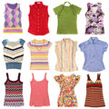 Lady's clothing Royalty Free Stock Images
