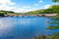 Ladybower Royalty Free Stock Photography