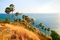 Laem phrom thep phuket island south of thailand Stock Images