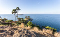 Laem phromthep viewpoint phromthep cape viewpoint in phuket thailand Stock Image