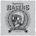 Lagendary Racers Poster