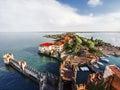 Lago Di Garda Royalty Free Stock Photo