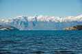 Lago General Carrera, Carretera Austral, HIghway 7, Chile Royalty Free Stock Photo