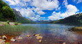 Lago las torres chile south america national reserve is a national reserve of southern s aysén region the Stock Photo