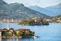 Lago Maggiore Royalty Free Stock Photo