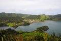 Lagoa das Sete Cidades Royalty Free Stock Photo