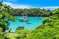 Lagoon in buzios rio de janeiro brazil Royalty Free Stock Photography