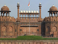 Lahore Gate in Delhi - India Royalty Free Stock Photography
