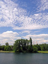 Lake Ada Royalty Free Stock Photo