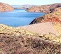 Lake Argyle Western Australia Royalty Free Stock Photo