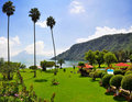 Lake Atitlan Resort, Guatemala Stock Photography