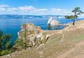 Lake Baikal Royalty Free Stock Photo