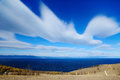 Lake Baikal scenery Royalty Free Stock Photo