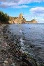 Lake Baikal. Summer Day