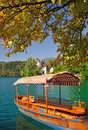 Lake bled,julian alps,slovenia Stock Photography